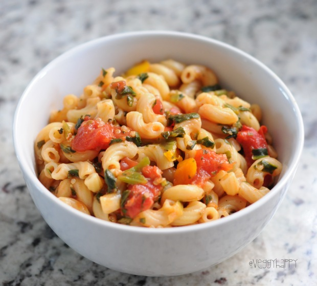 VeggyHappy Simple Pasta